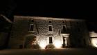 Clansayes - Maison éclairée