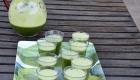 Détox Oleatherm - Jus vert terrasse