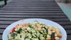 Détox Oleatherm - Salade pomme courgette