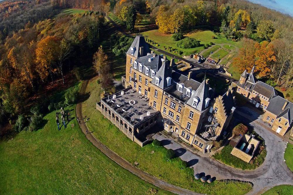 Namur - Château de la poste